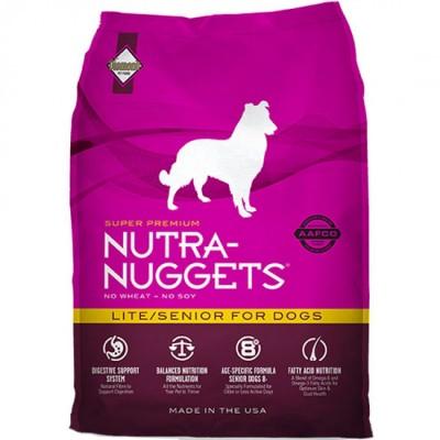 Nutra-Nuggets Lite Senior 15kg