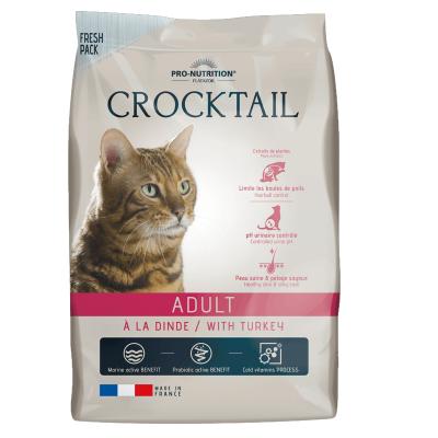 Crocktail Adulto con Pavo 10kg