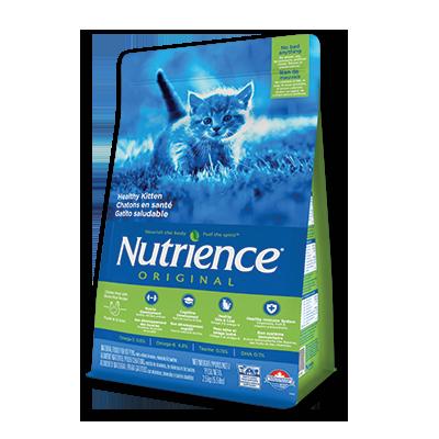Nutrience Original Kitten...