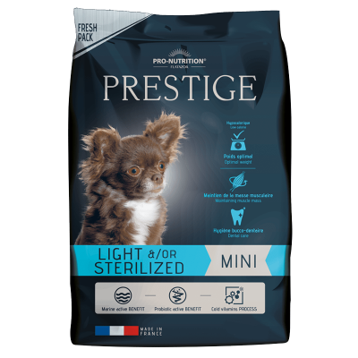 Prestige Light/Esteriliz....