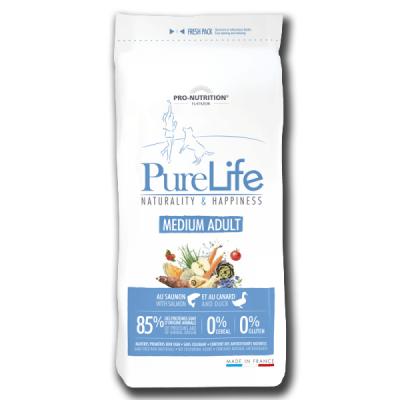 Pure Life Adulto Medium 2kg