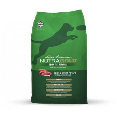 NutraGold Grain Free Pato...