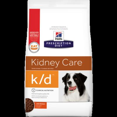 HILLS Canine k/d 3.85kg