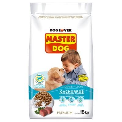 Master Dog Cachorros 18kg