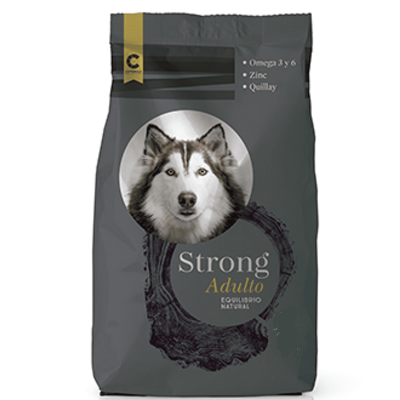 Strong Adulto 18kg