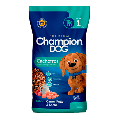 Champion Dog Cachorro 18kg