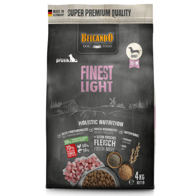 Belcando Finest Light 4kg