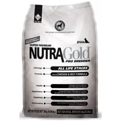 NutraGold Criadores 20kg