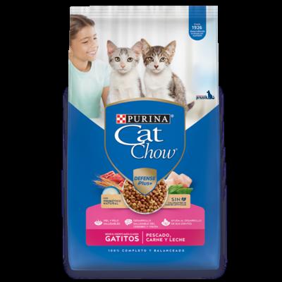 Cat Chow Gatitos 24kg