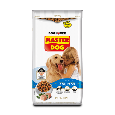 Master Dog Adult Pollo 18kg